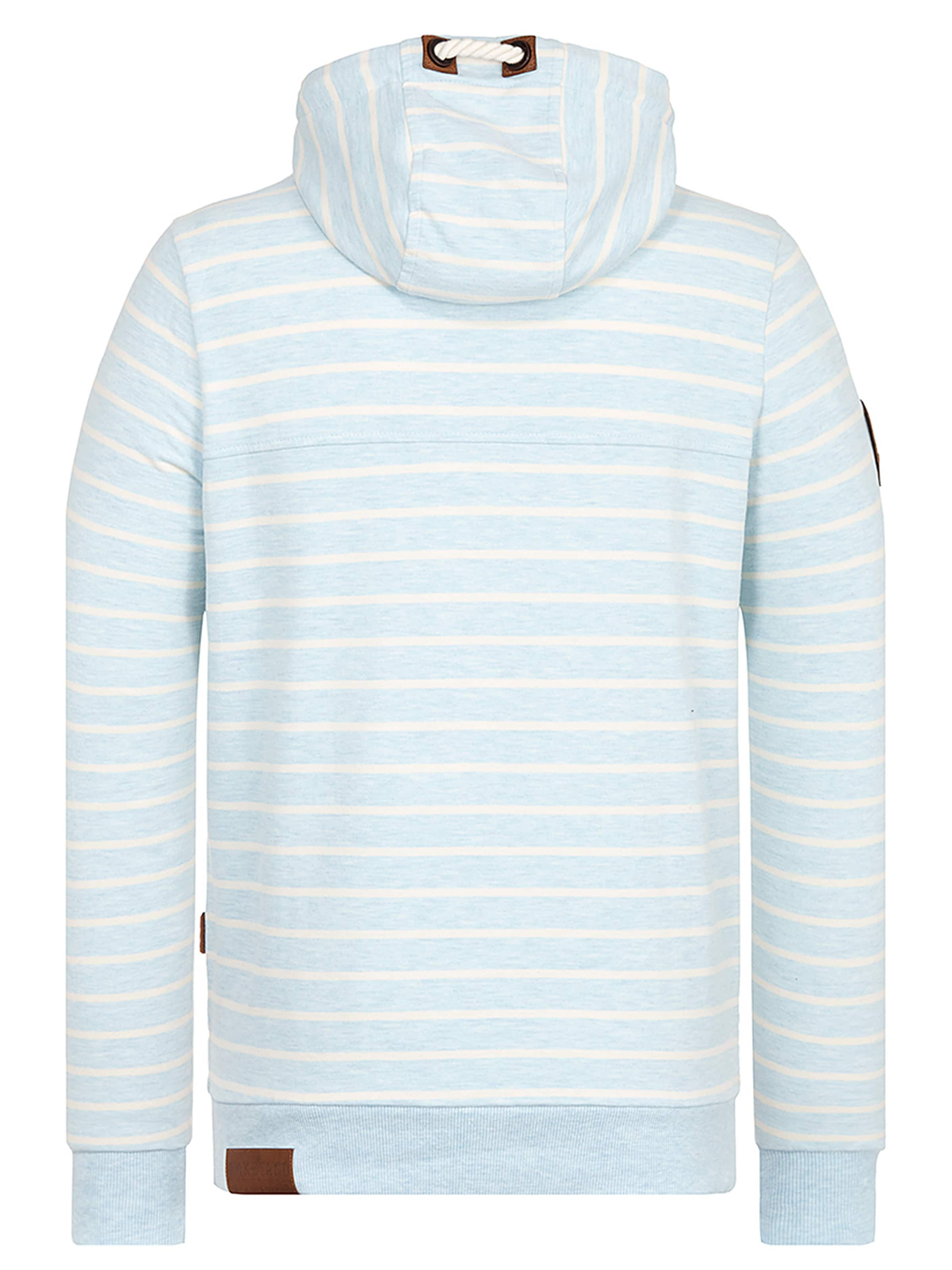 ClairBlanc Sweat En shirt Naketano Bleu XiPkZOu