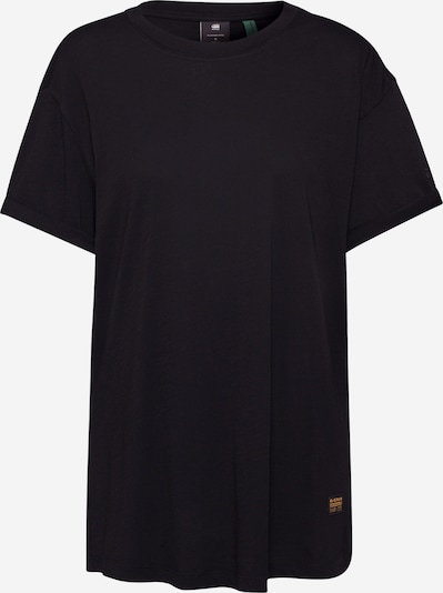 G-Star RAW Shirt in schwarz, Produktansicht