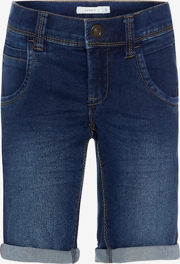 NAME IT Shorts in blue denim, Produktansicht