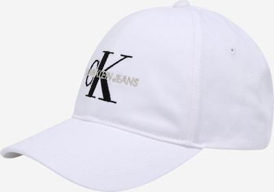 fehér Calvin Klein Jeans Sapkák 'MONOGRAM', Termék nézet