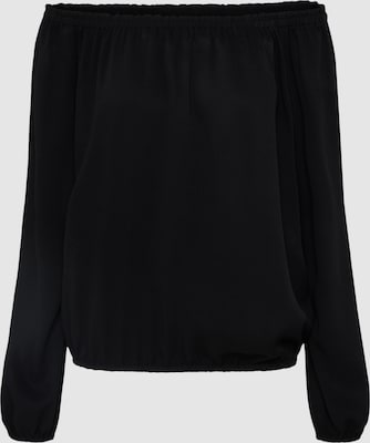 Review Blouse in Zwart