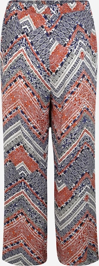 ONLY Carmakoma Nohavice 'CARAFRICAN WIDE PANTS' - zmiešané farby, Produkt