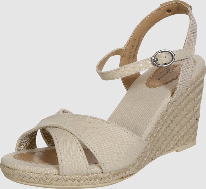 Pepe Jeans Wedge-sandale Shark