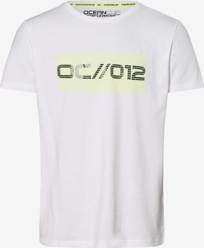 Ocean Cup T-Shirt in weiß, Produktansicht