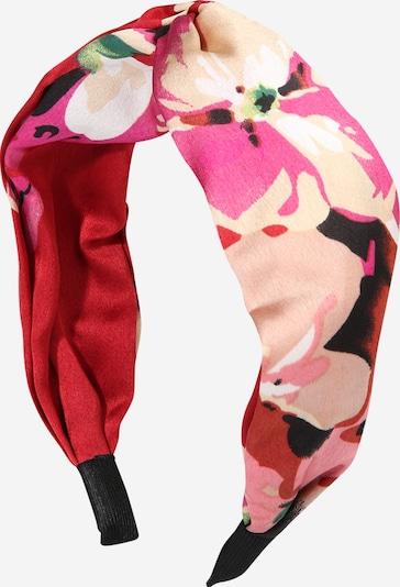 We Are Flowergirls Biżuteria do włosów w kolorze różowy pudrowy / czerwonym, Podgląd produktu