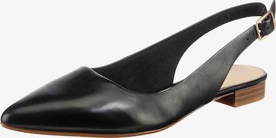 CLARKS Laina15 Sling Sling-Ballerinas in schwarz, Produktansicht