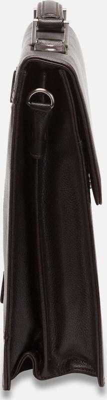 Picard Aktentasche Leder 42 cm Laptopfach