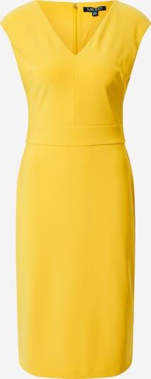 Trumpa kokteilinė suknelė 'Jannette' iš Lauren Ralph Lauren , spalva - geltona, Prekių apžvalga