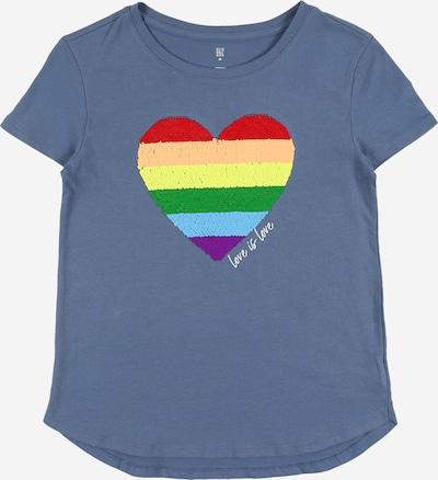 GAP Shirt in blau / mischfarben, Produktansicht