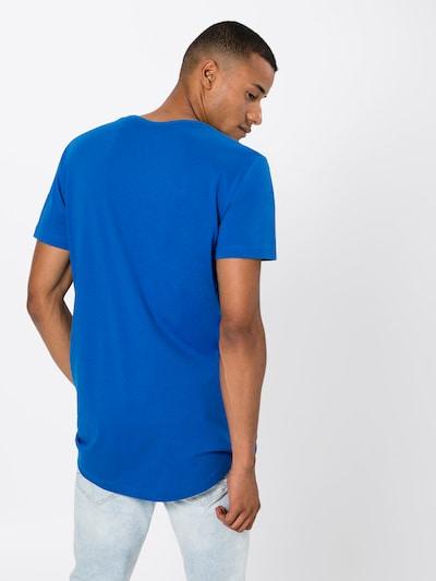 Urban Classics T-Shirt in royalblau: Rückansicht