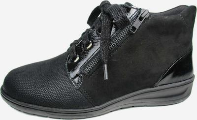 SOLIDUS Stiefelette in schwarz, Produktansicht