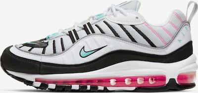 Nike Sportswear Schuhe ' Air Max 98 W ' in schwarz / weiß, Produktansicht