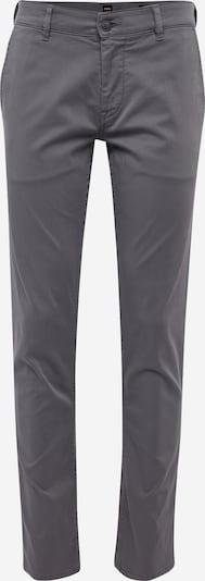 BOSS Casual Chino hlače 'Schino' | siva barva, Prikaz izdelka
