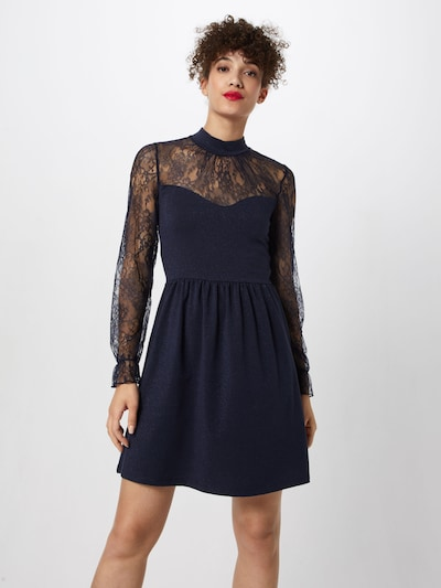 ONLY Kleid 'onlLUCCA' in nachtblau, Modelansicht