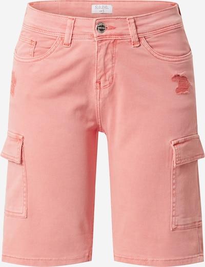Sublevel Pantalon cargo en rouge, Vue avec produit