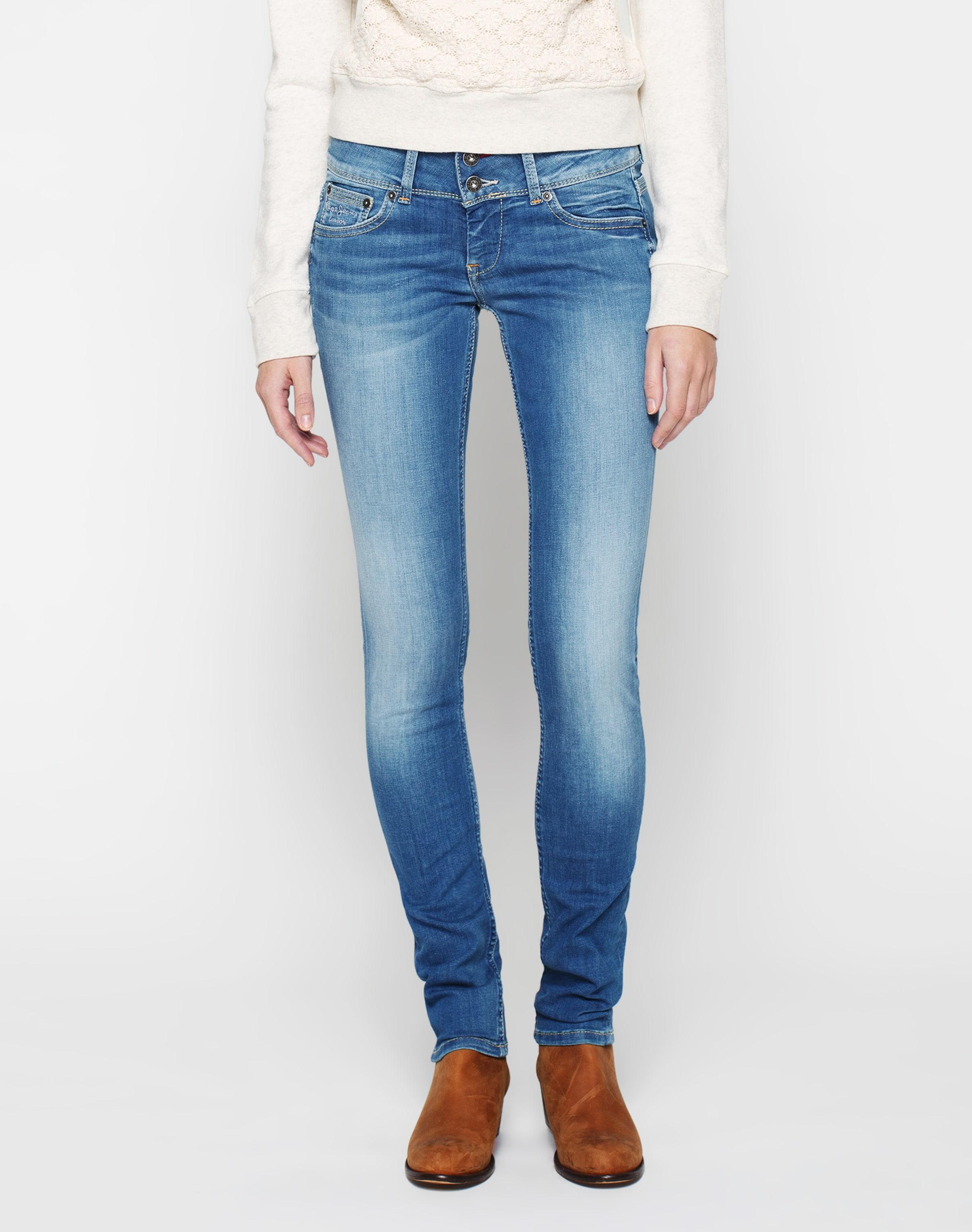 'vera' En Pepe Jean Jeans Bleu oCWBrexQdE