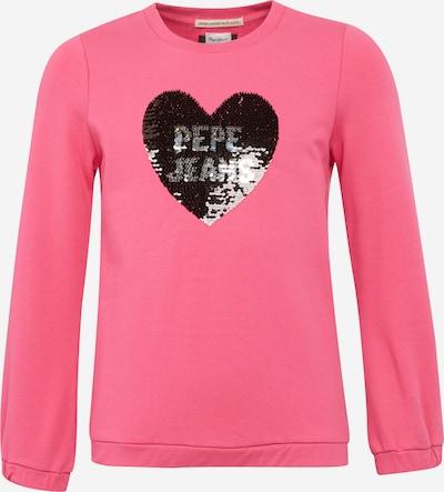 Pepe Jeans Sweatshirt 'BELLA JR' in pink / silber, Produktansicht