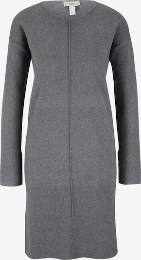 heine Robes en maille en gris chiné, Vue avec produit