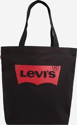 LEVI'S Shopper 'Batwing' in de kleur Rood / Zwart, Productweergave