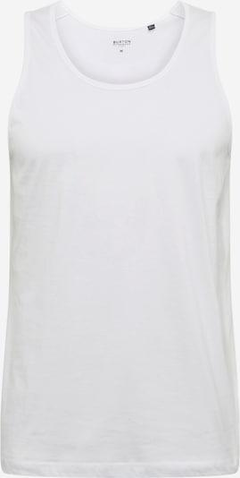 BURTON MENSWEAR LONDON T-Krekls pieejami balts, Preces skats