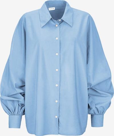 SoSUE Blouse in de kleur Lichtblauw, Productweergave