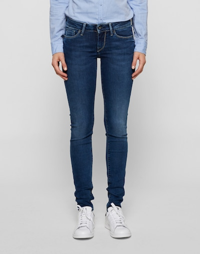 Pepe Jeans Jeans 'Soho' in blue denim, Modelansicht