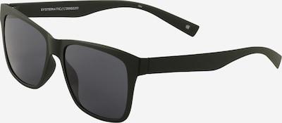 LE SPECS Sonnenbrille 'SYSTEMATIC' in khaki / schwarz, Produktansicht