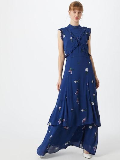 IVY & OAK Společenské šaty - indigo / mix barev, Model/ka