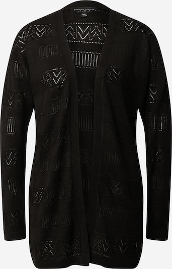 Dorothy Perkins Strickjacke 'Cream Crochet Cardigan' in schwarz, Produktansicht