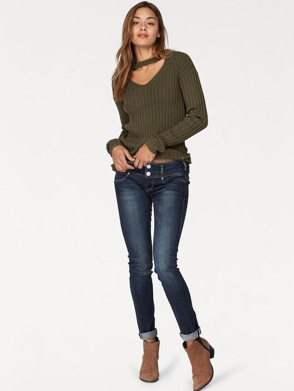 Herrlicher Slim-fit-Jeans 'Birdy Slim'