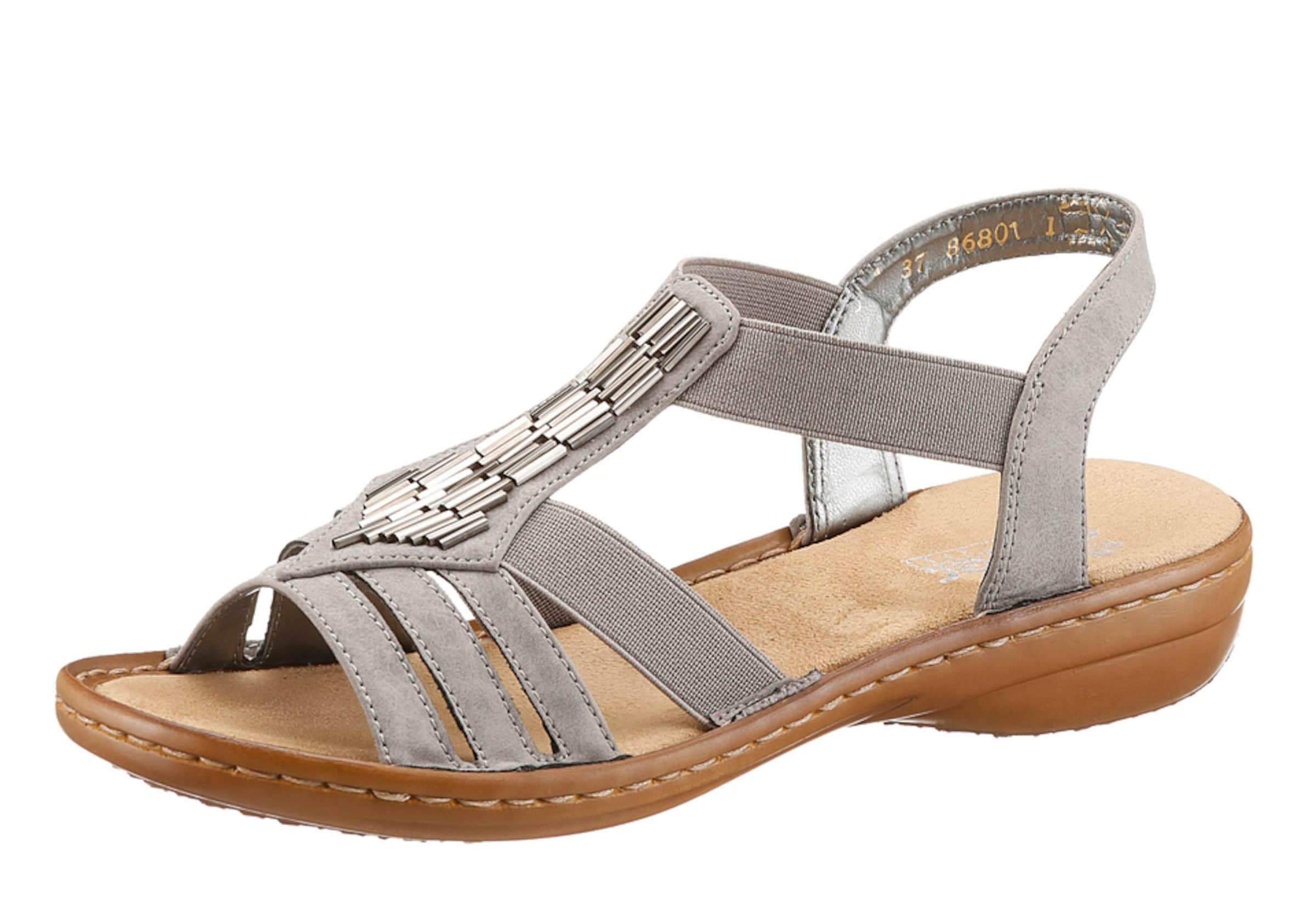 RIEKER Sandale Günstige und langlebige Schuhe