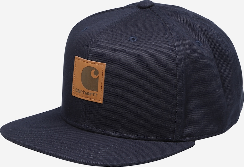 Carhartt WIP Pet in de kleur Navy, Productweergave