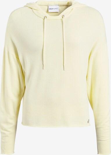khujo Pullover ' MERIEL ' in hellgelb, Produktansicht