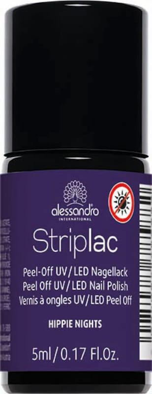 alessandro INTERNATIONAL Peel-Off UV/LED Nagellack 'Striplac Ibiza Spirit'