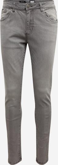 Džinsai iš Urban Classics , spalva - pilko džinso, Prekių apžvalga
