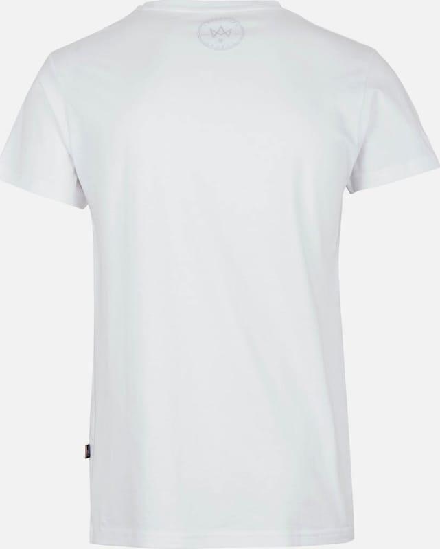 shirt En T Kronstadt 'hey Blanc Ho' TJulF31cK