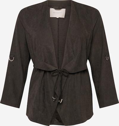 ONLY Carmakoma Jacke 'Sabia' in schwarz, Produktansicht