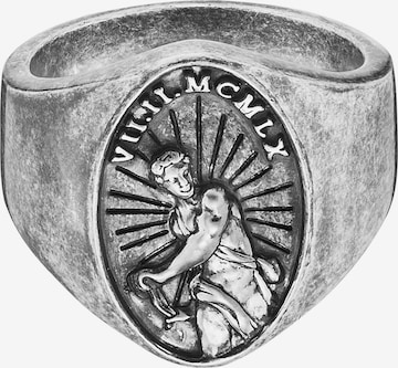 caï Ring in Grau