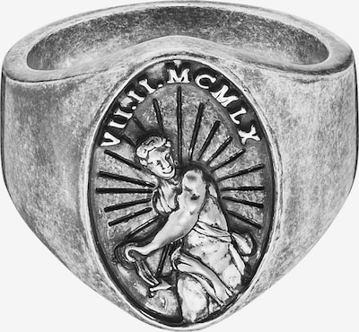 caï Ring in stone / silber, Produktansicht