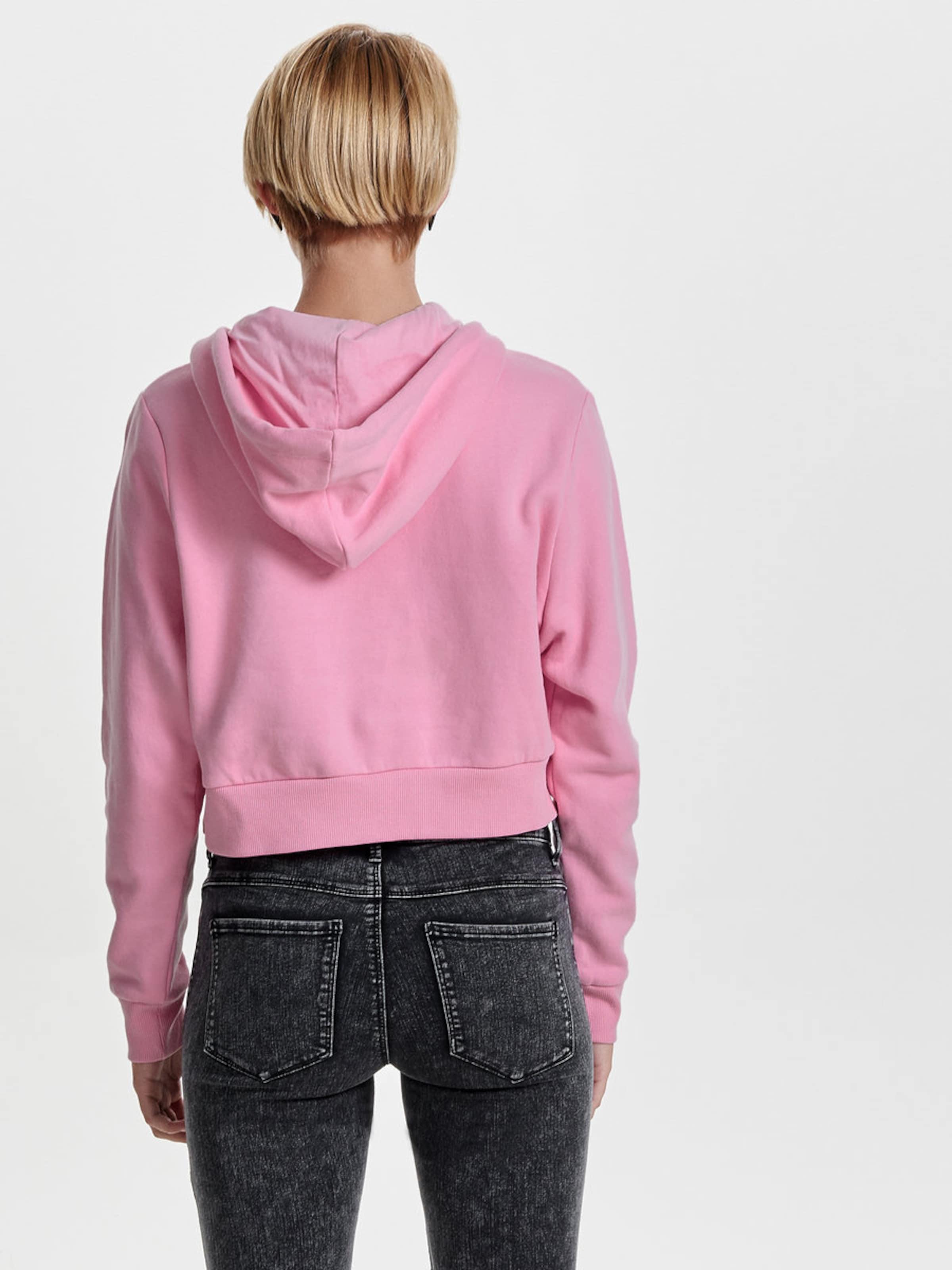 Ausverkaufs-Shop Rabatt Authentisch ONLY Kurz geschnittenes Sweatshirt Spielraum Amazon 7jZ3Rw