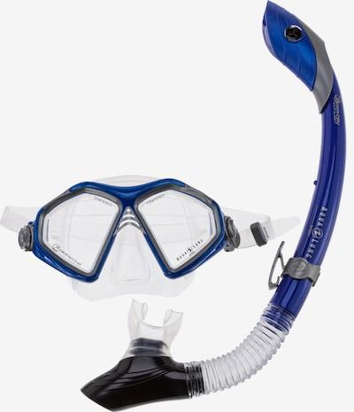 Aqua Lung Sport Schnorchelset 'Combo Trooper' in blau, Produktansicht
