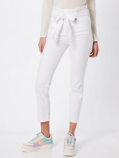 7 for all mankind Jeansy w kolorze białym, Podgląd na modelu(-ce)