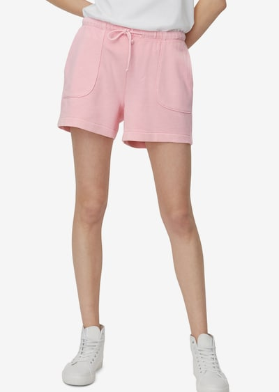 Marc O'Polo Shorts in hellpink, Modelansicht