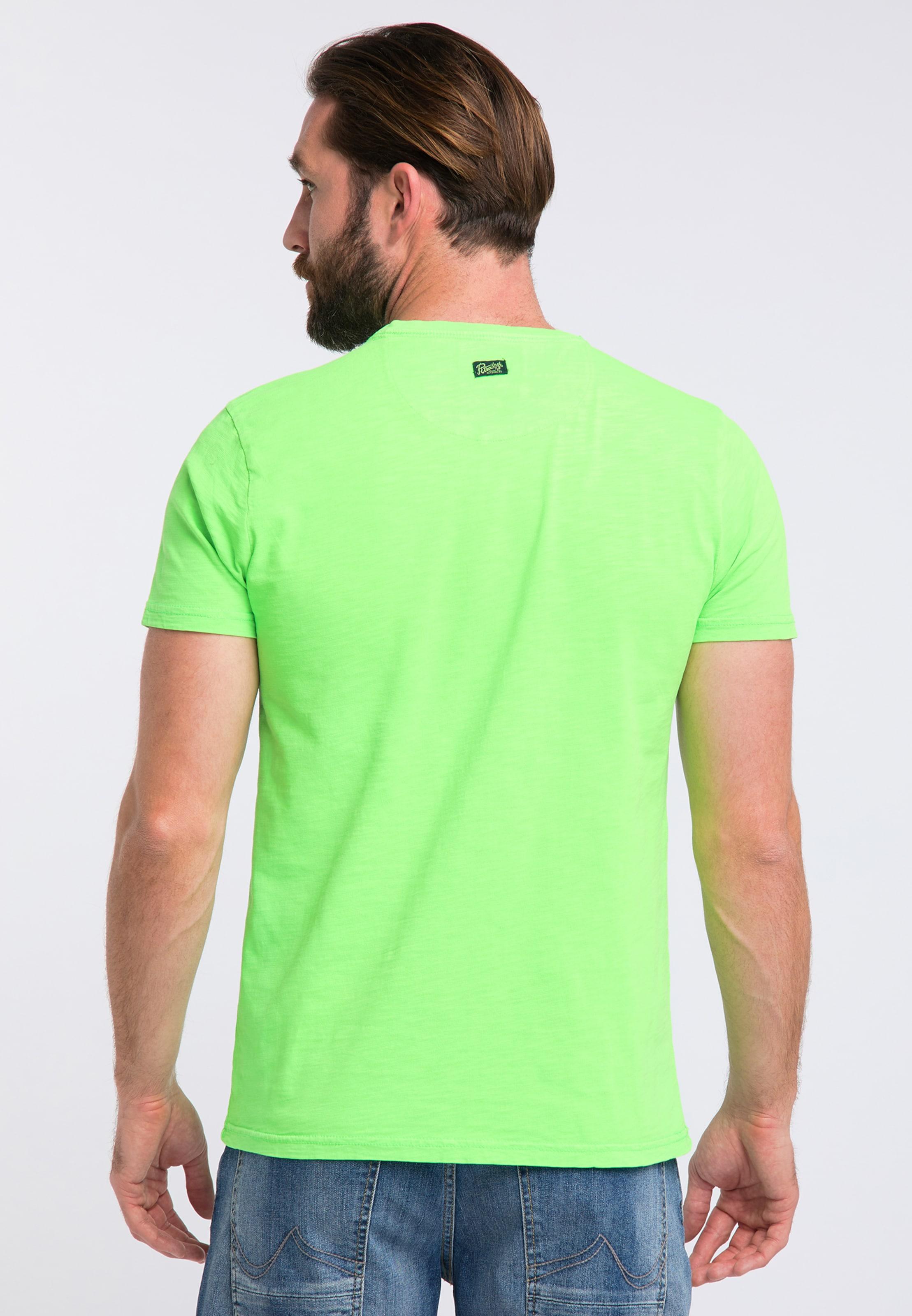 Industries En Petrol T shirt Vert 3jc4RL5Aq