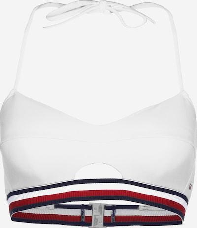 TOMMY HILFIGER Bikini Oberteil ' Sportswear ' in weiß, Produktansicht