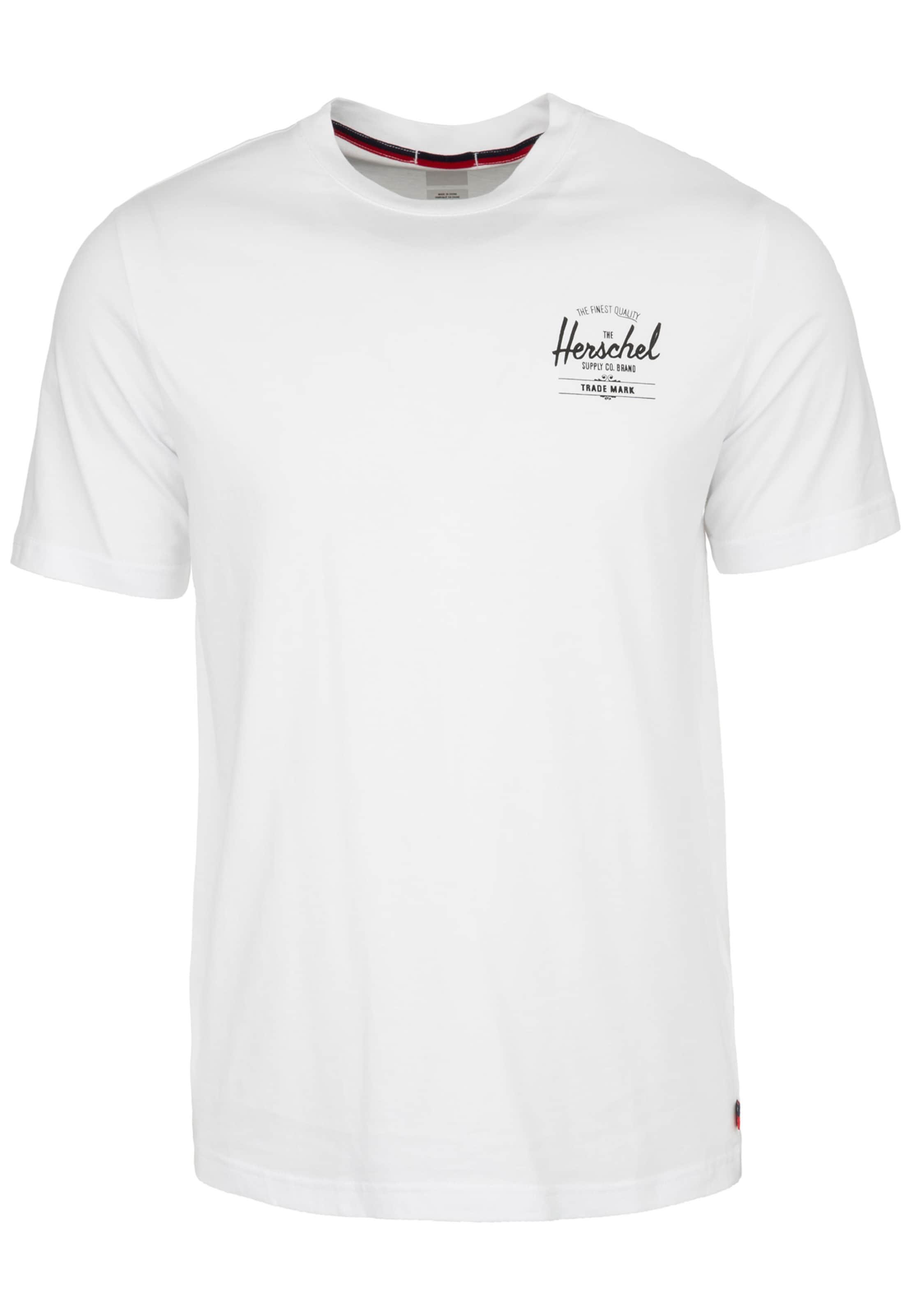 Herschel In shirt T T Herschel shirt Herschel Weiß In Weiß CodxBe