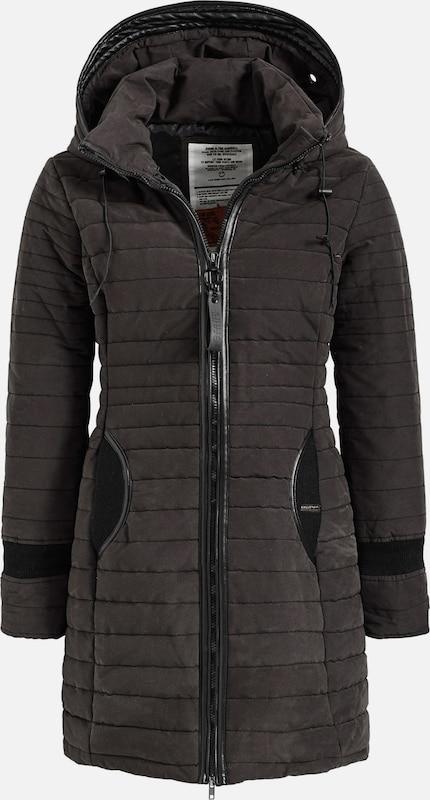 Khujo Jacke 'DAILY2' in schwarz  Markenkleidung für Männer und Frauen