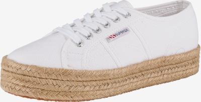 SUPERGA Sneakers Low in weiß, Produktansicht