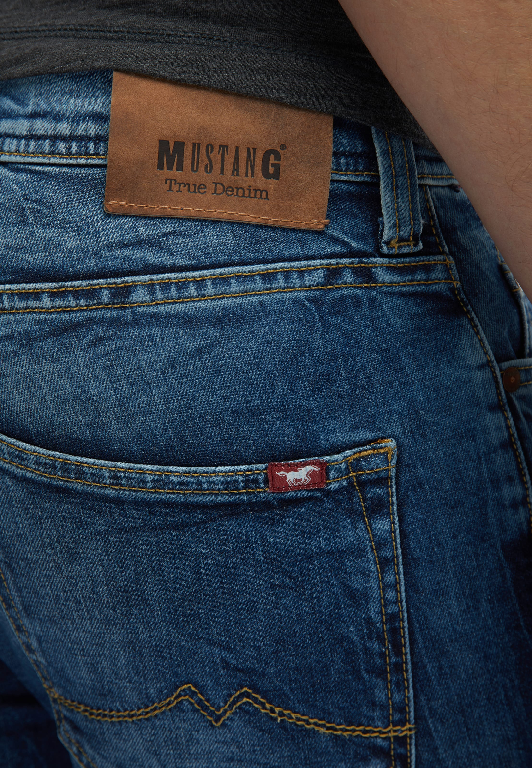 In Blue Mustang Hose Denim 'vegas' Ov8nmN0w