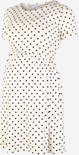 Envie de Fraise Umstandskleid 'Limbopois' in creme / schwarz, Produktansicht